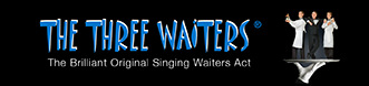 Singing Waiters Entertainment